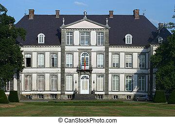 castle - Attres Castle, Belgium.