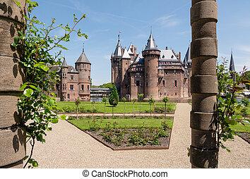 Castle De Haar, The Netherlands