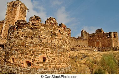 Castle de Montalb?n, Toledo