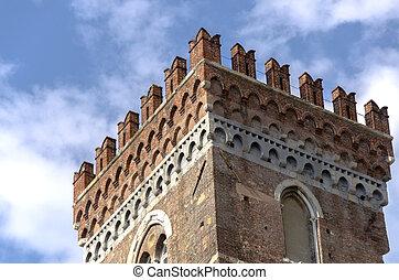 castle in Genoa