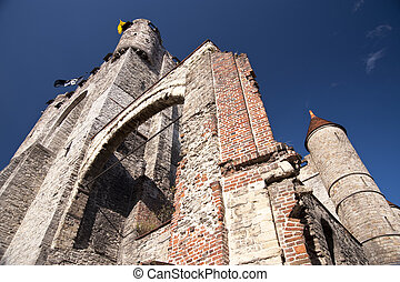 castle in ghent