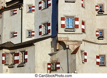 Castle in Innsbruck Austria