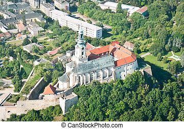 Castle in Nitra