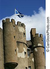 Castle in Scotland 2