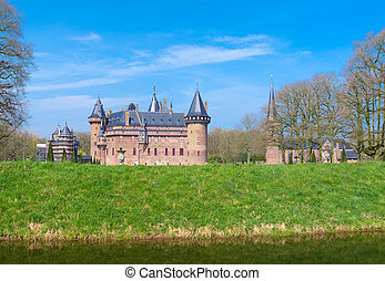 castle in the netherlands