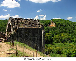 Black Perigord, Qurecy, in Southwest of France