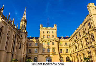 Castle Lednice, Czech Republic