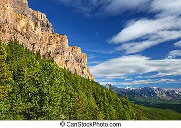 Castle Mountain View - Canada
