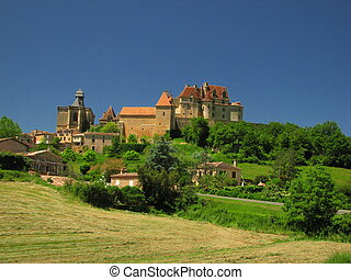 Castle Of Biron, Perigord