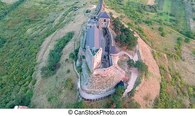 Castle of Boldogko in Hungary, Europe