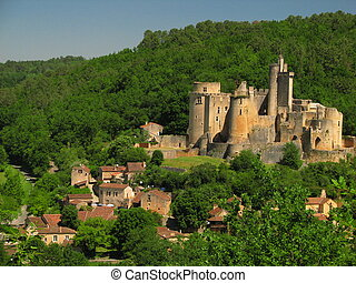 Valleys of Rivers Lot and Garonne; Quercy, Perigord