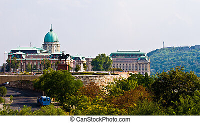 Castle of Budapest