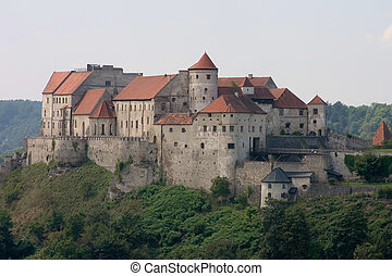 Castle of Burghausen