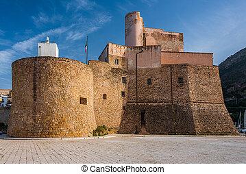 Castle of Castellammare del Golfo