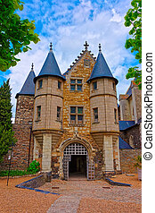 Castle of Chateau Angers