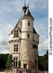 Castle of Chenonceau. Loire Valley. - Castle of Chenonceau....