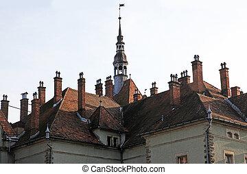 castle of Count Schonborn