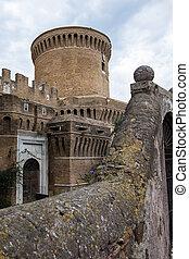 Castle of Giulio II Ostia