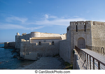 Castle of Maniace, Siracusa