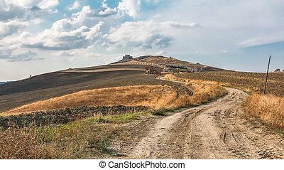 castle of Monteserico