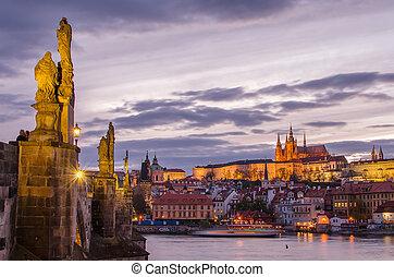 Castle of Prague (Czech Republic)