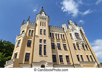 Castle of Richard Lionheart in Kiev, Ukraine - Castle of ...