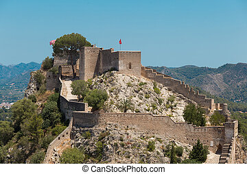Castle of Xativa