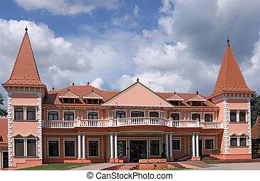 castle resort Eastern Europe Serbia
