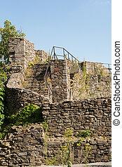 Castle ruin Schaunberg - Austria