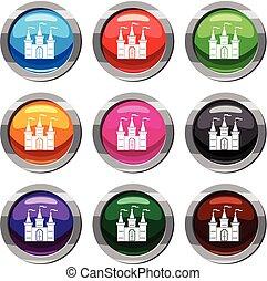 Castle set 9 collection
