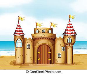 castle strand