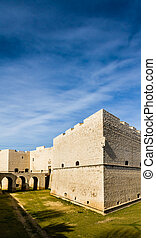Castle vertical