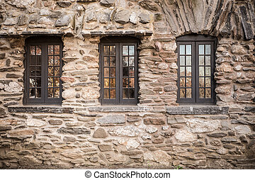 Castle Windows