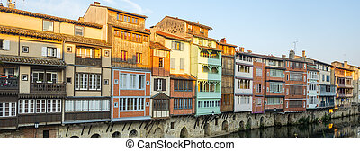 castres, (france)