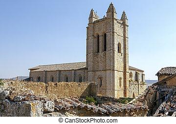 castrojeriz,  Burgos, juan, C/, iglesia