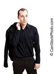 Casual businessman