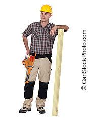 casual, carpenter.