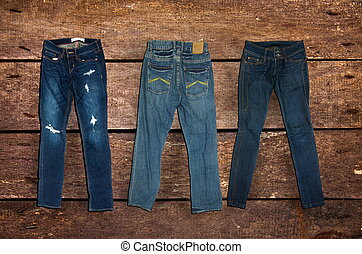 Casual jeans set