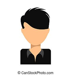 casual man icon
