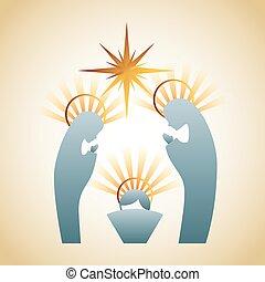 católico, diseño