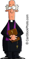 católico, padre