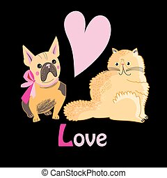 Cat and dog lovers