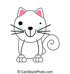 cat animal cartoon