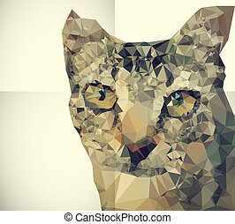 Cat geometric design