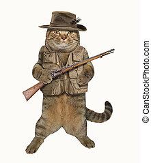 Cat hunter 1