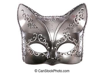 cat masquerade mask cutout - cat masquerade mask studio...