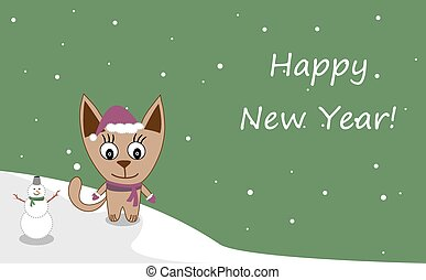 Cat new year.eps