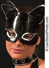 Cat Suit Mask 1