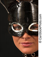 Cat Suit Mask 2