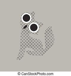 cat vector , logo graphic design